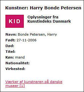 dansk mand navn